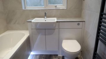 Bathroom Installer Stoke